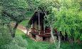 Lodgens suiter ligger i disse hyttene