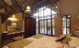 Amakhosi Safari Lodge har store og flotte suiter