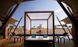 Al Rimal deluxe Pool Villa er 158 kvm og har en nydelig uteplass