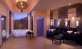 De romslige og flotte baderommene i romkategorien Al Rimal Deluxe Pool Villa