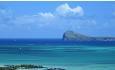 Nydelig utsikt utover det indiske hav