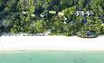 Paradise Sun ligger flott til langs den nydelige stranden Cote D'Or