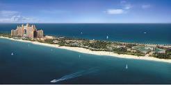 Atlantis the Palm ligger helt på enden av den menneskeskapte palmen og har en utrolig utsikt