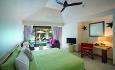 Beach Suitene ligger vestvendt og passer perfekt til familier eller 2 par som ønsker å bo sammen.