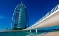 Det berømte 7-stjerners Burj Al Arab