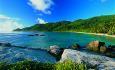 Seychellene har en vakker og frodig natur