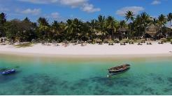 Sakoa Boutique Hotel har kun 16 rom og en perfekt beliggenhet rett på stranden.