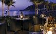 Restauranten Capri Court serverer italienske spesialiteter