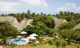 Club 24 er en egen del av hotellet som består av 8 suiter, svømmebasseng, bar og restaurant.