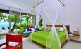 Deluxe beach villaene  pent og moderne innredet
