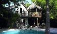 Crusoe Villa med basseng