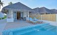 Familie suite med pool