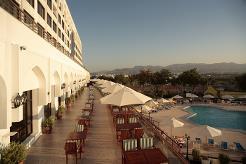 Crowne Plaza er et barnevennlig og prisfornuftig strandhotell