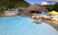 La Reserve har det største svømmebassenget på hele Seychellene!