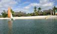 Hotellet tilbyr et mangfold av vannsportsaktiviteter