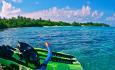 Helengeli har over 30 dykkeområder i kort avstand fra øya og er et paradis både for dykkere og snorklere