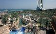 Vannparken Wild Wadi ligger ved Jumeirah Beach Hotel