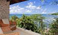 Black Parrott Junior Suite har en flott utsikt fra terrassen eller verandaen