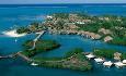 Dette nydelige hotellanlegget ligger på østkysten av Mauritius