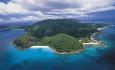 Lemuria ligger på øya Praslin