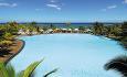 Hotellets flotte bassengområde