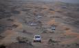 Kjøring i ørkenen