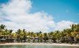 Romantiske Paradise Cove ligger i ei bukt på nordøstkysten av Mauritius
