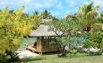 """På Paradise Cove finner du flere """"love nests"""""""