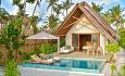 Pool Beach Villaene er like Beach Villaene og ligger også både på soloppgang- og på solnedgangssiden.