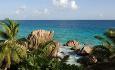 Seychellenes vakre natur