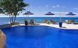 Hotelldelen Black Parrott har også et eget svømmebasseng med en nydelig utsikt utover Det Indiske Hav