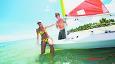 Hotellets vannsportsenter tilbyr det meste av vannaktiviteter