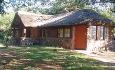 I Zululand kan du overnatte en natt i Simunye Zulu Village