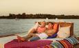 Nyt livet på taket på undervannsrommet sammen med din kjære.