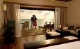 Hotellets vannvillaer er perfekt bosted for bryllupsreisen