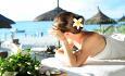 Sakoa Boutique Hotel har et velværesenter på stranden hvor de tilbyr massasje.