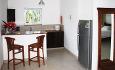 Alle rom og suiter har en fullt utstyrt kjøkkenkrok