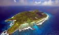 Fregate Island Private er 3 kvadratkilometer stor