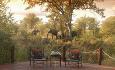 I Krugerparken kan vi spesielt anbefale to lodger. Den ene er Hoyo Hoyo Tsonga Lodge.
