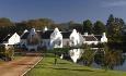 Under oppholdet i Winelands kan du bo på hotellet Klein Genot, som ligger i Franschoek.