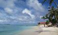 Lily Rest Gjestehus ligger på den lokale øya Maafusi, ca 35 minutter med speedbåt fra flyplassen på Maldivene