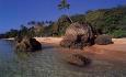 Zanzibar har en svært vakker natur