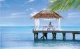 Hotellets spa tilbyr også utendørs massage