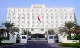 Radisson Blu Oman ligger i byens businessdistrikt