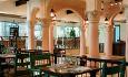 Hotellet har 10 restauranter og barer. Dette bildet er fra restauranten Pachanga