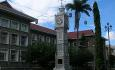 """Det er verdt å besøke Seychellenes lille hovedstad Victoria, hvor du finner blant annet """"Little Ben"""""""